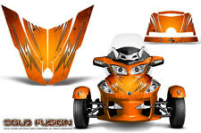 CAN-AM BRP SPYDER RT HOOD GRAPHICS KIT CREATORX CFO
