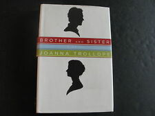 Brother And Sister A Novel By Joanna Trollope(SIGNED)