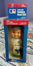 Twins Enterprise New York Yankees Vintage 1990 Bobblehead Doll New in Box nodder