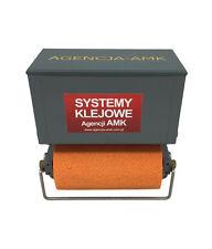 Nakładarka kleju ręczna PCV wałek gąbczasty 140 mm + podstawa + osłona