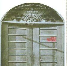 Banco Del Mutuo SOCCORSO IO SONO NATO LIBERO CD Re-release