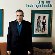 DONALD FAGEN - CHEAP XMAS: DONALD FAGEN COMPLETE - NEW CD BOX SET