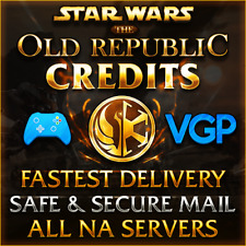 SWTOR Credits Star Wars the Old Republic 100-5000M 🌔Star Forge | Satele Shan🌖
