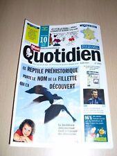MON QUOTIDIEN n°4942 avril 2013