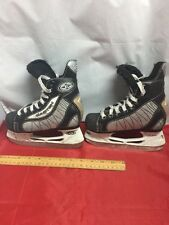 Easton Pro Gold Bladz Size Y10D Hockey Ice Skates