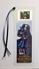 STAR WARS DARTH VADER Movie Film Cell Bookmark  complements movie dvd poster