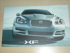 47523) Jaguar XF 2.7D 4.2 Luxury + Premium Prospekt 200?