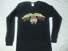 Official Licensed Bon Jovi Lost Highway Tour 2008 Long Sleeve Shirt SMALL NEW