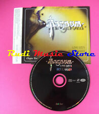 CD singolo MAGNUM long days black night UK 2002 cmetd532 no lp vhs mc(S18)