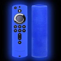 for Amazon 4K Fire TV Stick Cube With Alexa Voice Remote Control Silicone Cover