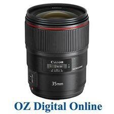 NEW Canon EF 35mm f/1.4L II USM 35 mm F1.4 L 2 for 6D 5D MK3 1 Yr Au Wty
