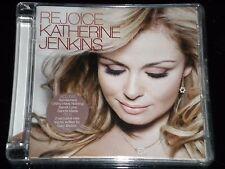 Katherine Jenkins - Rejoice - CD ÁLBUM - 2007-13 GENIAL CANCIONES