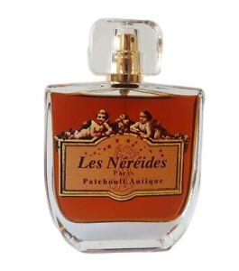 Profumo Les Nereides Patchouli Antique 100ml Edt ORIGINALE