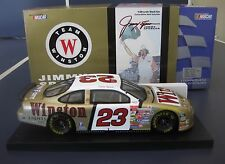 JIMMY SPENCER #23 WINSTON GOLD 1999 ACTION 1:24 LIMITED EDITION NEW CASE FRESH