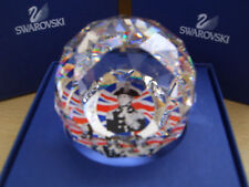 OFFER  NELSON  SWAROVSKI CRYSTAL LIMITED EDITION PAPERWEIGHT MIB