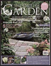 THE ENGLISH GARDEN magazine January 2011  issue 160
