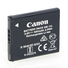 New Genuine Canon NB-11L Battery For IXUS132 140 145 150 155 240 245 265