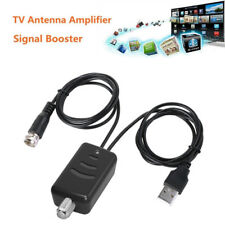 HDTV Amplifier Signal Booster TV HDTV Antenna with USB Power Supply 25DB