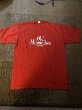 New listing Vintage 80s Old Milwaukee Beer Shirt Large L
