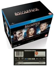 BATTLESTAR GALACTICA (2003-2009): COMPLETE New Reimagined TV Series - BLU-RAY UK
