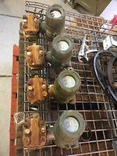 Yokogawa % Of Output Transmitter YA11F, 24VDC, 4-20mA, 2000 Psi