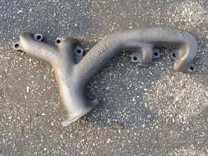 1956 Buick Nailhead 322 Exhaust Manifold Super special great bolt holes