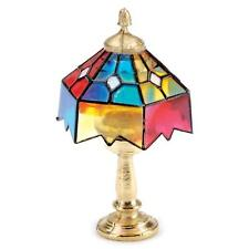 "Darice 2"" Tall Timeless Minis-Tiffany Lamp 082676342011 To Scale - Miniature"
