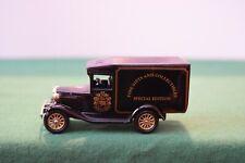 Lilliput Lane Special Edition Van - Mint in original box.