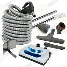 Hayden 30' ft Central Vacuum Direct Connect Hose Power head Vac Electric Kit