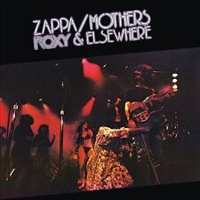 Roxy & Elsewhere [2-LP] by Frank Zappa/The Mothers of Invention (Vinyl, Dec-2013, 2 Discs, Universal)