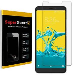 8X SuperGuardZ Clear Screen Protector Guard Shield Film For ZTE Blade Max 2s