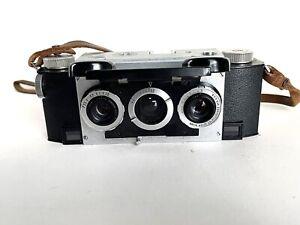 Realist Stereo Camera,David White Co. Milwaukee Wis, USA