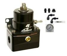 Aeromotive A1000-6 Injected Bypass Regulator #13131 13109 DIY Kit (BLACK)