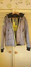 Superdry snow shadow ski jacket mens medium,immaculate condition. BARGAIN