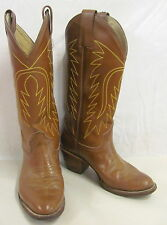 La Gran Bota Mexico Women's Brown Cowgirl Western Boots, Approximately Size 8