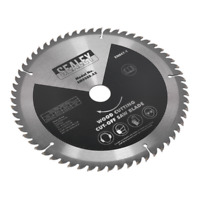 Cut-off saw blade 250 x 3.2mm 30mm 60tpu   SEALEY SMS255.53 by Sealey   New