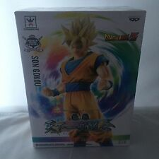 NEW Banpresto Dragon Ball Z 9.8 Inch The SON GOKU Master Stars Piece Figure 2015