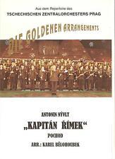 Blasmusiknoten Kapitan Rimek Marsch
