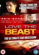 Love The Beast [2009] DVD [2008] By Eric Bana,Jeremy Clarkson.