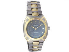 Omega Seamaster Titan Gold Quartz 120