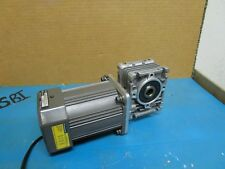 PANASONIC INDUCTION MOTOR M9MZ90S4Y1 220V w/ RWM-009-30-10-0C & RWF 30 +