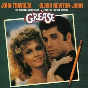 Various Artists : Grease (Original Soundtrack) Musical Soundtrack 1 Disc CD