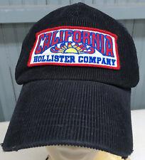 ed7dc9a0e86 California Hollister Company Mesh Snapback Trucker Baseball Cap Hat