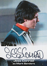 Space 1999 Autograph Trading Card JC1 Jess Conrad As Mark Sanders