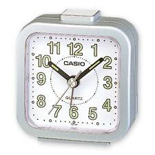 Casio Beep Alarm Clock - Silver TQ141-8