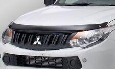 Mitsubishi MQ Triton QE Pajero Sport 2015-2018 Genuine Tinted Bonnet Protector