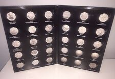 ** NEW Up To Date 2017 50p Coin Collectors Album Coin Hunt! No Coins Included