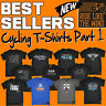 Men's Cycling T Shirts - Clothing Fashion T-Shirt funny novelty cycle gift Pt 1
