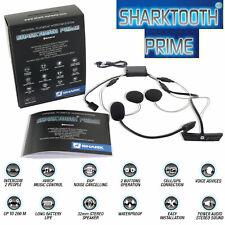 SHARK Headset SHARKTOOTH PRIME für Shark Helme Intercom Motorrad Bluetooth