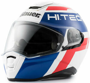Blauer Force One 800 White / Blue / Red RRP £279 **FREE UK DELIVERY**